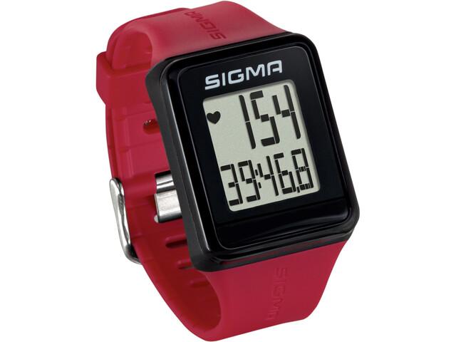 SIGMA SPORT ID.Go Monitor de frecuencia cardíaca, red